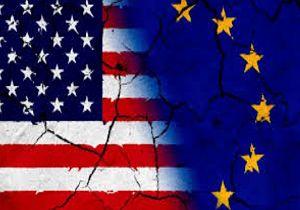 تصویب تعرفههای متقابل بروکسل علیه واشنگتن