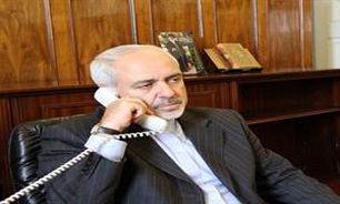 تماس تلفنی ظریف با وزرای خارجه قطر، کویت و آذربایجان