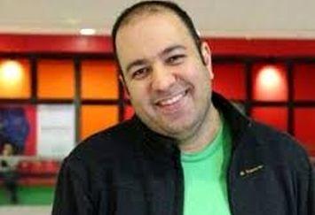 تبریک تولد سامان احتشامی به سبک علی اوجی
