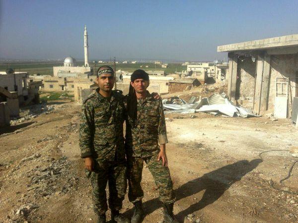 رزمندهای که کابوس داعشیها بود