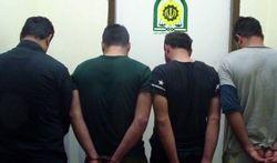 دستگیری کیف قاپان بهشت زهرا (س)