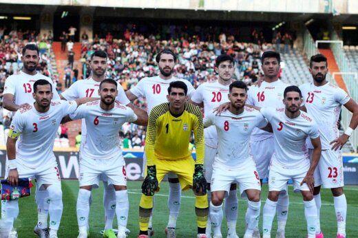 ترکیب احتمالی تیم ملی فوتبال ایران برای دیدار با هنگکنگ