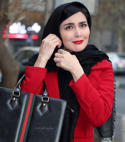 بیعقدهترین بازیگر از نظر مریم معصومی + عکس