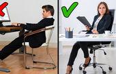کارهای اشتباه در محل کار