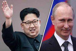 پوتین: از «اون» برای سفر به روسیه دعوت شده است
