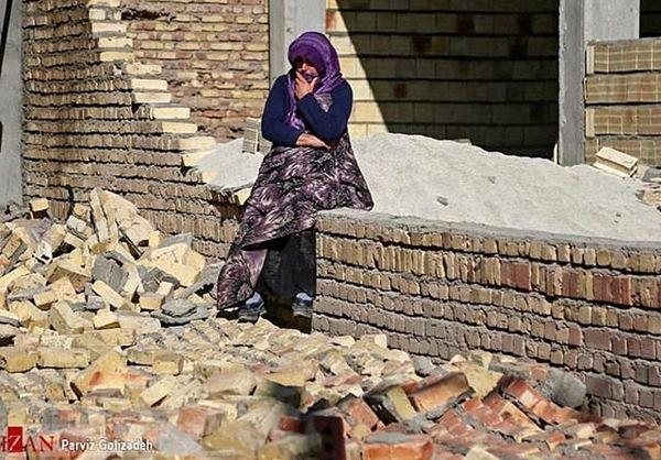غم بانوی عمارت برای آذربایجان زیبا