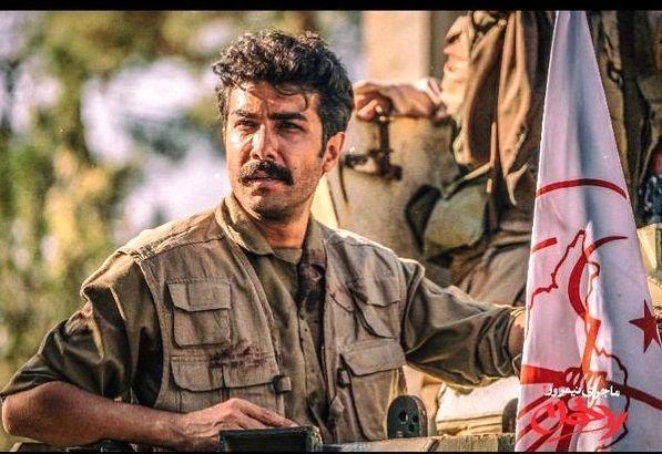ظاهر جنگ زده حسین مهری + عکس