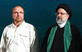 رئیسی در کرمانشاه قالیباف در شهرکرد روحانی در ولنجک