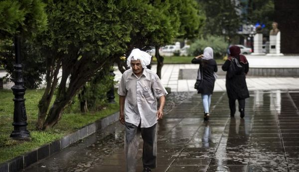 ورود موج اصلی بارشها از فردا به کشور