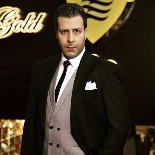 تیپ جنتلمنی مجید واشقانی+عکس