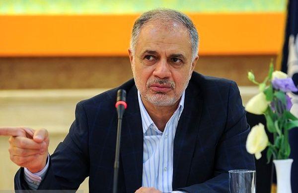 مدیرعامل شرکت ملی نفت ایران به معاونش حق ام داد