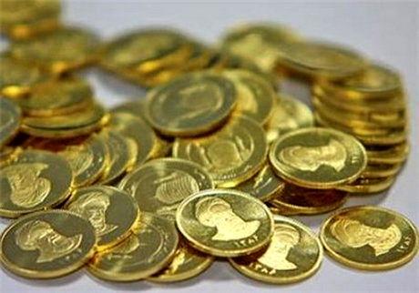 قیمت سکه به تعادل میرسد