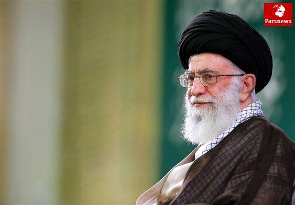 رهبر انقلاب،ارتحال حجت الاسلام و المسلمین رفسنجانی را تسلیت گفتند