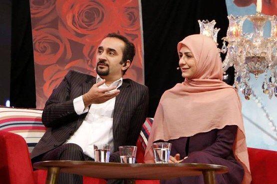 زوج جنجالی تلویزیون از عوامل انتخاب مجری در رسانه میگویند+عکس