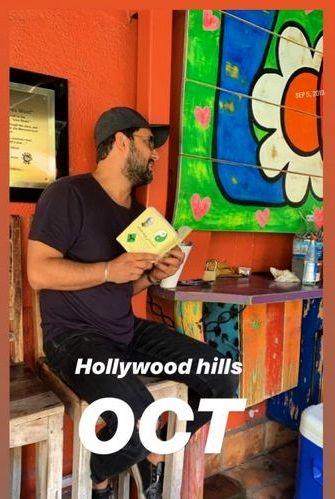 حامد بهداد در هالیوود+عکس