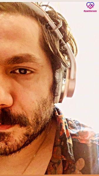چهره نصفه نیمه عباس غزالی + عکس