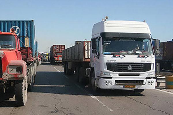 تعیین کرایه حمل براساس تن-کیلومتر تصویب شد