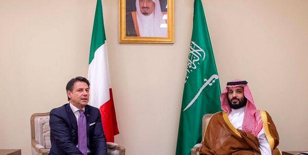 دیدار بن سلمان با سران انگلیس، ایتالیا و آرژانتین در نشست «جی-20»