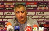 عذرخواهی الهامی از جامعه فوتبال به خاطر رفتارش در بازی فینال جام حذفی