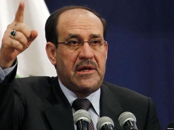 مالکی: عراق وارد ائتلاف با حامیان داعش علیه ایران نخواهد شد