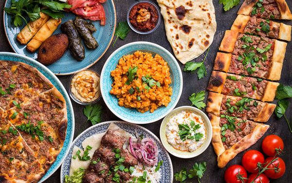 غذاهای سنتی ترکیه  در تور ترکیه