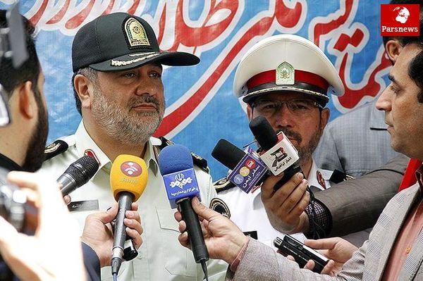 فرمانده ناجا: وضعیت امنیت در مرزهای کشور عالی است