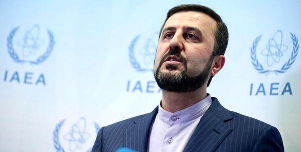 اقدامات ایران در راستای توقف قطعنامه ضد ایرانی سه کشور اروپایی