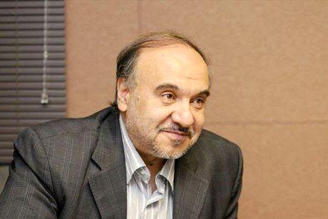 لبخند، پاسخ وزیر ورزش به سوالی درباره وضعیت تاج و گرشاسبی