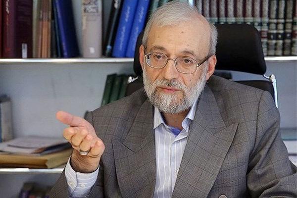 لاریجانی: ایران پشتیبان ملت افغانستان است