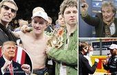 عجیب ترین مهمانان رویدادهای ورزشی چه کسانی هستند + عکس