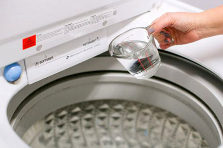 روش های شستن لباس ها با سرکه