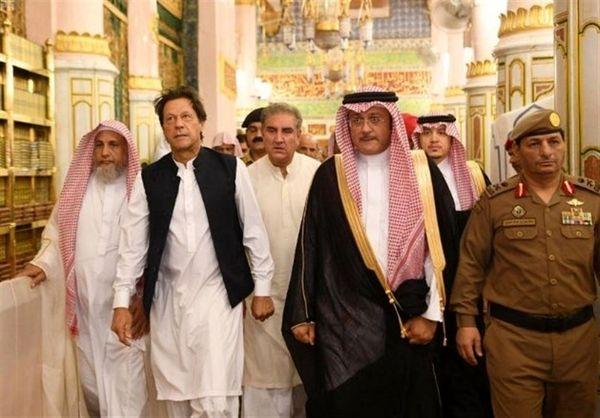 سفر هیئتی از عربستان به اسلامآباد برای امضای چند قرارداد