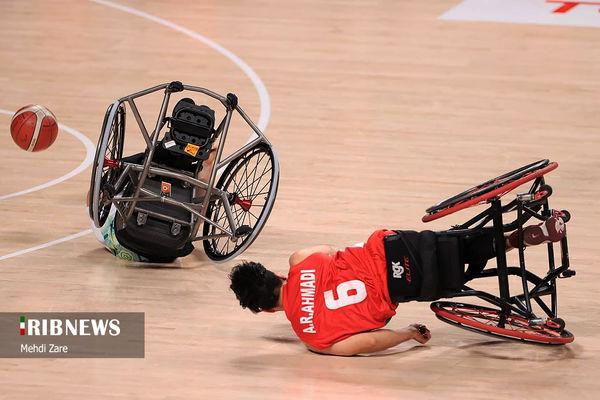 تصویری دردناک از پارالمپیک توکیو