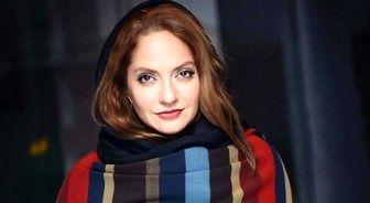 سلفی «مهناز افشار» با خواهرزاده اش/ عکس