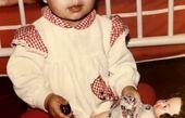کودکی شبنم فرشادجو + عکس