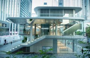 بزرگترین فروشگاه اختصاصی هوآوی در چین افتتاح شد