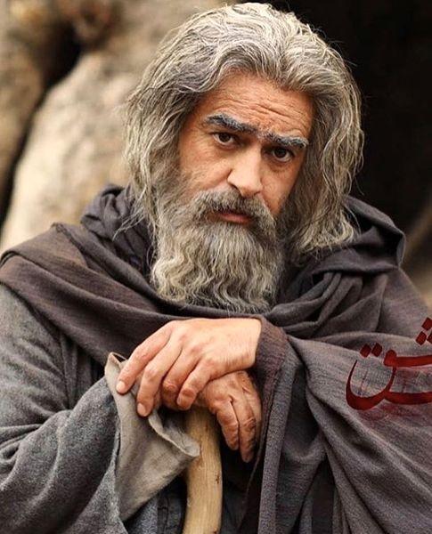 ظاهر متقاوت شهاب حسینی در مست عشق + هکس