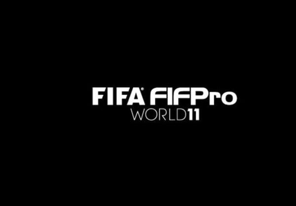 اعلام نامزدهای حضور در تیم منتخب فیفا - فیفپرو در سال 2018