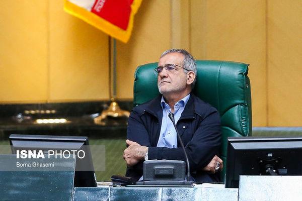 پزشکیان: صحبتهای وزیر بهداشت درباره مجلس درست نبود