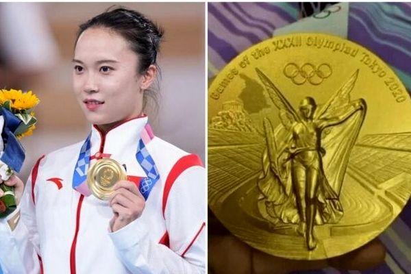 خراب شدن مدال طلای المپیک توکیو بعد از ۴ هفته !