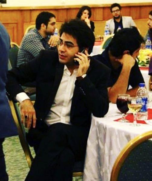 فرزاد حسنی در جوانی هایش + عکس