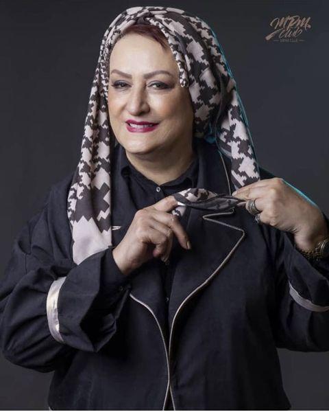 استایل متفاوت مریم امیرجلالی + عکس