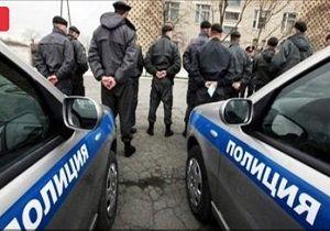 تهدید به بمبگذاری در مسکو