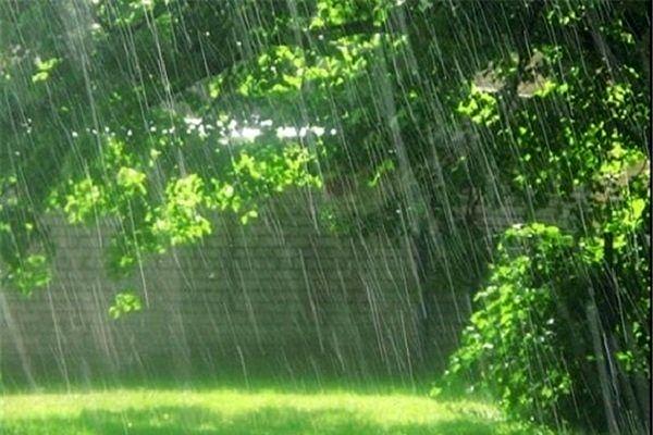 باران در استان های شمالی