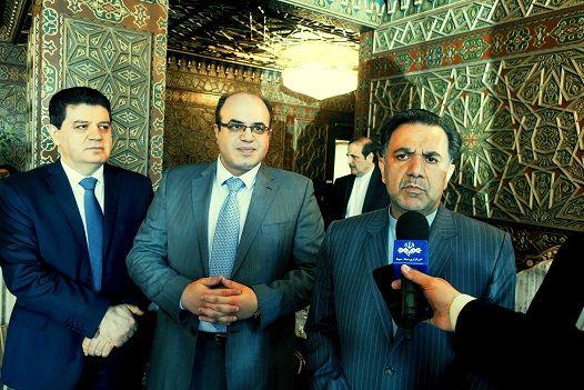 آخوندی: ایران در دوره سازندگی سوریه نقش مهمی دارد
