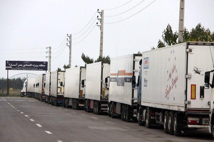رشد ۱۶۰ درصدی تردد کامیون های ترانزیتی/ علاقه مندی ترکیه برای ازسرگیری تردد مسافری