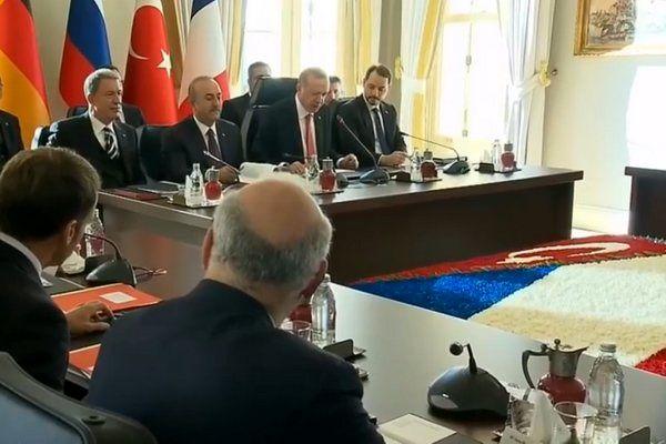 اردوغان: تلاش کنیم مناطق کاهشتنش در سوریه افزایش یابد
