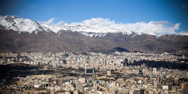 هوای پاک در شهر تهران رکورد زد