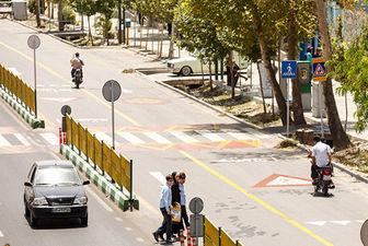 کاهش ٢٥ درصدی تخلف ورود به خط ویژه در پایتخت