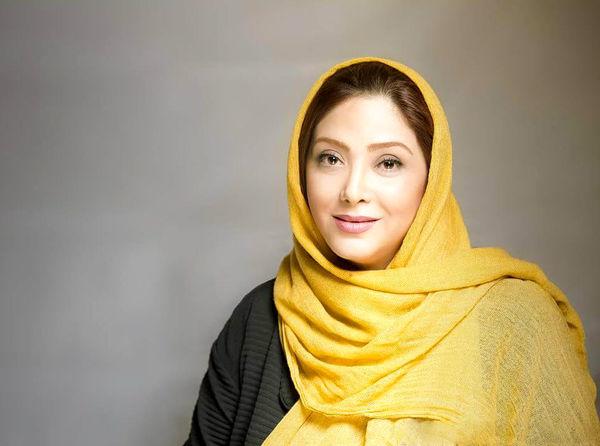 بازیگر زن سه در چهار در پی الماس+عکس